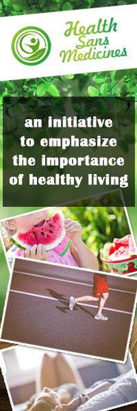 health sans medicines